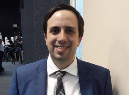 André Dias, secretário estado de turismo