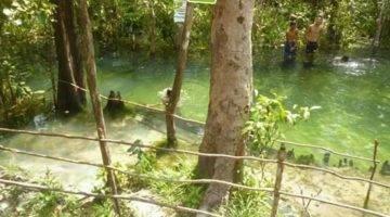 Igarapé Água Verde - Simôa-Curuça