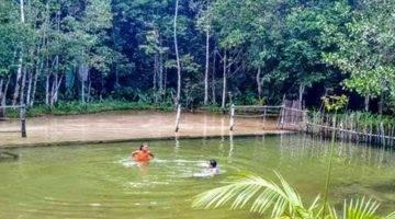 Balneário da Tia Tiquinha - Santo Antônio do Tauá