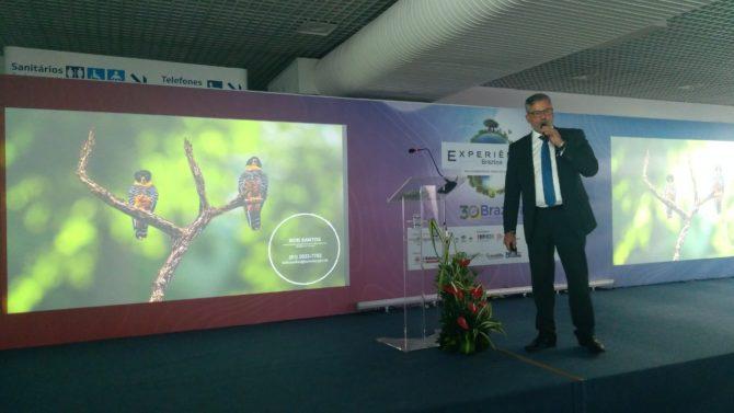 Bob Santos será um dos palestrantes do II Encontro dos Jornalistas de Turismo em Salvador. Foto: Nelson Rocha/Portal e Revista Turismo Total meu ip