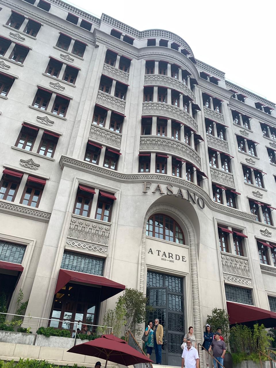 Hotel Fasano Salvador (Foto: Rogério Almeida)