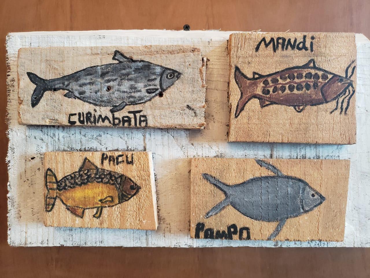 Arte no Hotel Fasano Salvador (Foto: Hermes Carvalho)