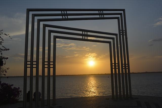 Portal da Amazônia (Foto: Rogério Almeida)