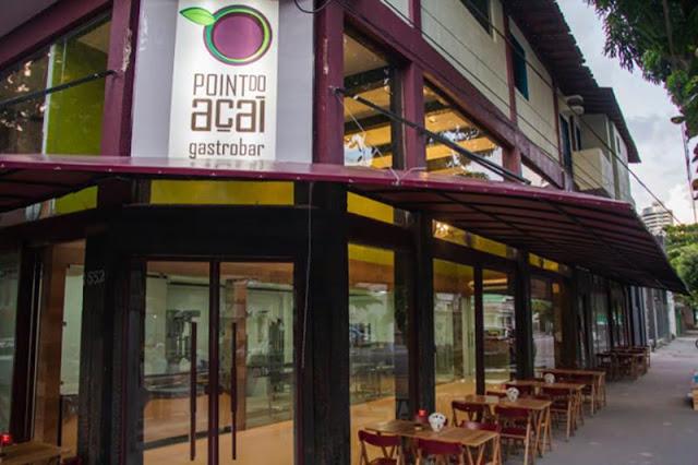Point do Açaí Gastro Bar (Foto: Divulgação)