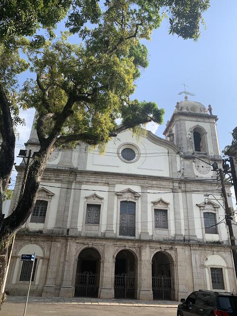 Igreja de Nossa Senhora do Carmo (Foto:Rogério Almeida)