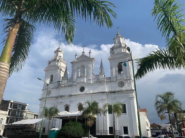 Catedral Metropolitana de Belém (Foto: Rogério Almeida)