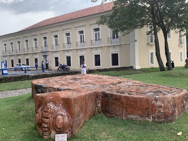 Casa das Onze Janelas (Foto: Rogério Almeida)