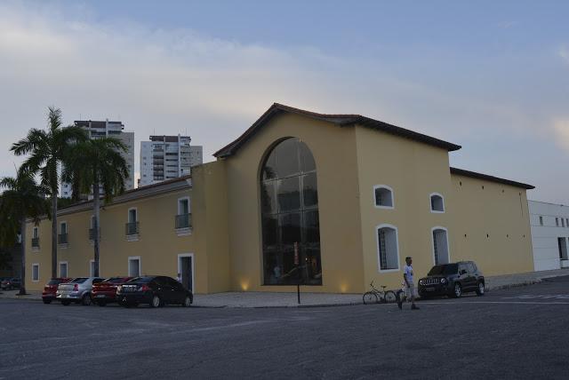 Espapo São José Liberto (Foto: Rogério Almeida)