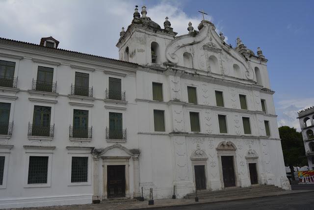 Igreja de Santo Alexandre e Museu de Arte Sacra (Foto: Rogério Almeida)