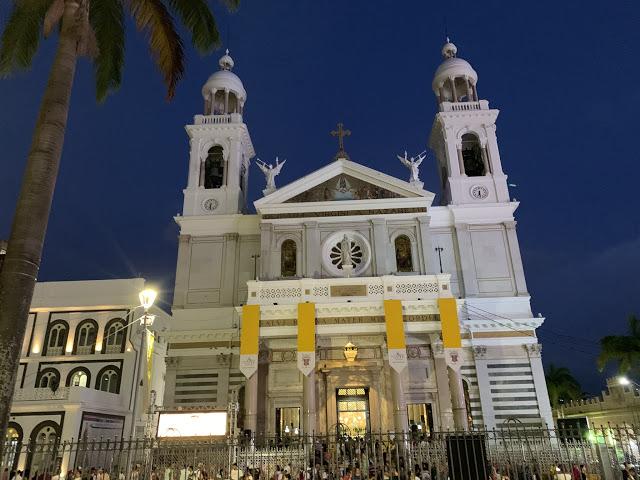 Basílica de Nossa Senhora de Nazaré (Foto:Rogério Almeida)