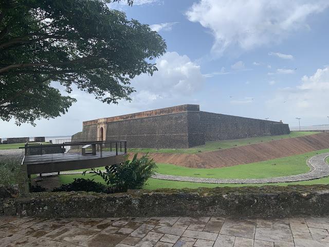 Forte do Castelo (Foto: Rogério Almeida)