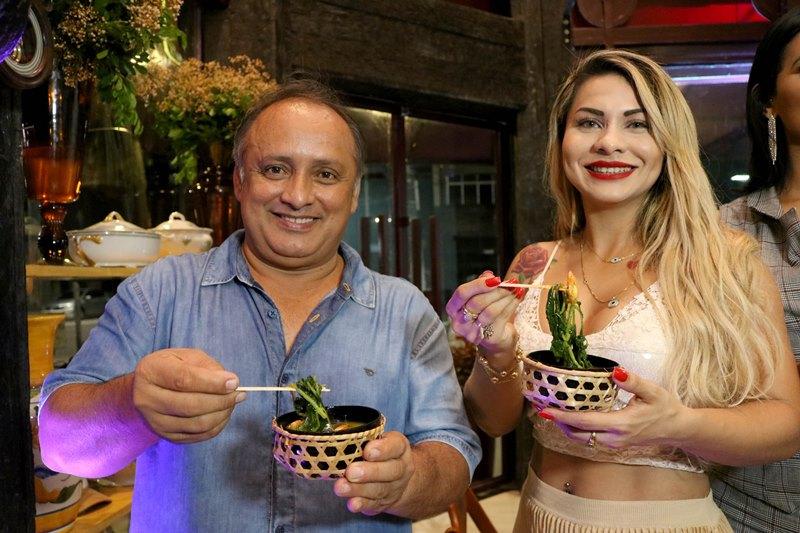 Chef Nazareno Alves inaugura novo espaço gastronômico em Belém