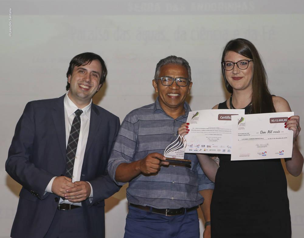 Vencedora na categoria Jornalismo Online