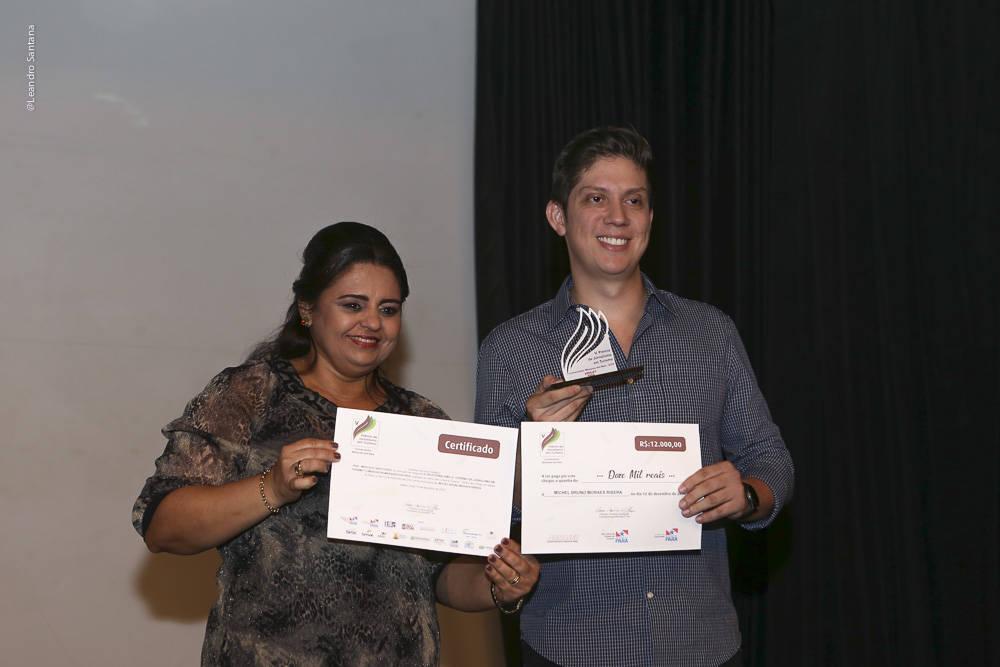 Vencedor na categoria Telejornalismo