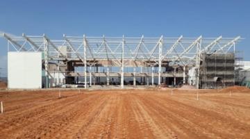 Novo Terminal Hidroviário de Santarém já está com 55% das obras concluídas