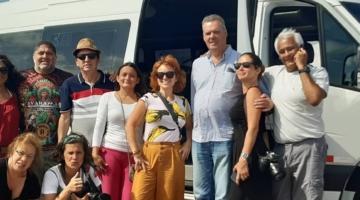 Press trip da Abrajet Pará segue para  Salinas