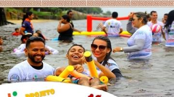 Soure recebe primeira ação do Projeto Praia Acessível Barra Velha no sábado (21)