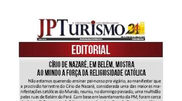 Editorial-Círio De Nazaré, em Belém, mostra ao mundo a força da religiosidade católica